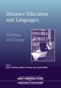 Distance Education And Languages