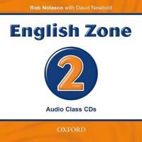 English Zone 2: Class Audio CDs (2)