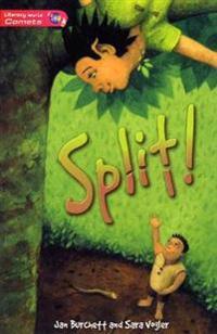 Literacy world comets stage 2 novel  split