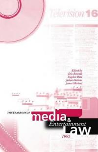 The Yearbook of Media and Entertainment Law, 1995