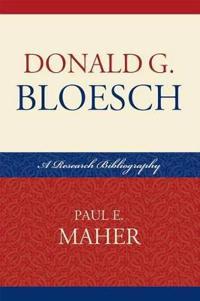 Donald G. Bloesch