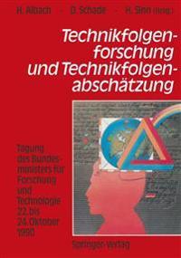 Technikfolgenforschung und Technikfolgenabschatzung