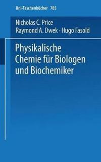 Physikalische Chemie Fur Biologen Und Biochemiker