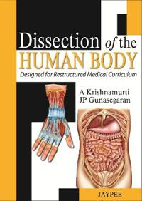 Dissection of the Human Body