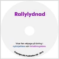 DVD Rallylydnad Nybörjar- och Fortsättningsklass