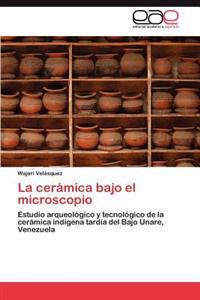 La Ceramica Bajo El Microscopio