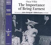 Importance of Being Earnest D