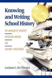 Knowing and Writing History