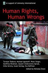 Human Rights, Human Wrongs