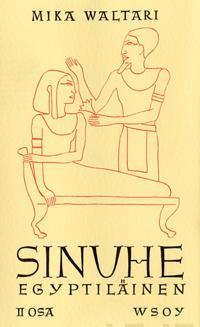 Sinuhe egyptiläinen 2 (näköispainos)