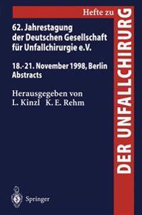 61. Jahrestagung Der Deutschen Gesellschaft Feur Unfallchirurgie e.V