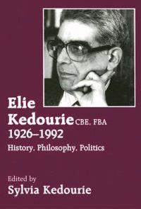 Elie Kedourie Cbe, Fba, 1926-1992