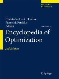 Encyclopedia of Optimization