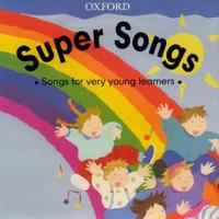 Super Songs: Audio CD