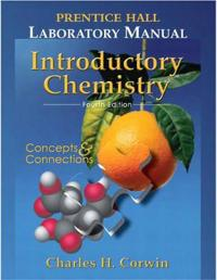 Prentice Hall Introductory Chemistry