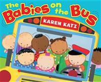 The Babies on the Bus - Karen Katz  Karen Katz - böcker (9780805090116)     Bokhandel