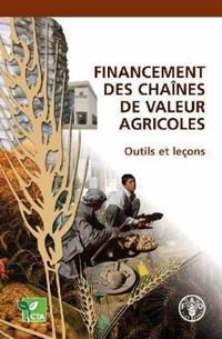 Financement Des Chaines de Valeur Agricoles
