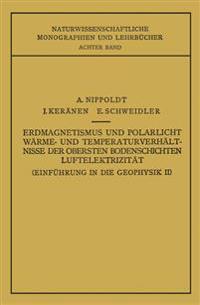 Einführung in Die Geophysik II