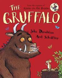 The Gruffalo - Julia Donaldson  Axel Scheffler - böcker (9780803731097)     Bokhandel