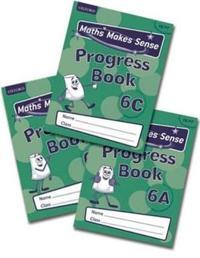 Maths Makes Sense: Year 6: Easy Buy Pupil Kit