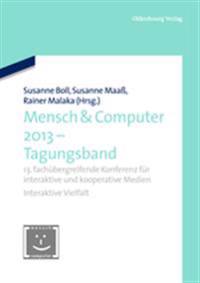 Mensch & Computer 2013 - Tagungsband