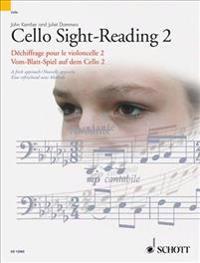 Cello Sight-Reading 2/ Dechiffrage pour le Violoncelle 2/ Vom-Blatt-Spiel auf dem Cello 2
