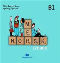 Mer norsk; lydbok