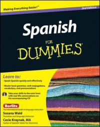 Spanish for Dummies [With CD (Audio)]