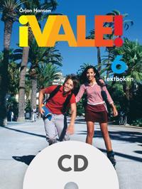 ¡Vale! 6 Elev-cd för komplettering (5-Pack)