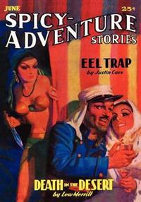 Spicy-adventure Stories, June 1936