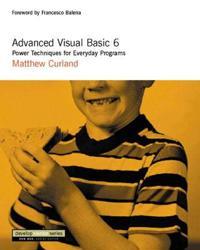 Advanced Visual Basic 6