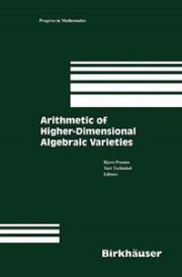 Arithmetic of Higher-Dimensional Algebraic Varieties
