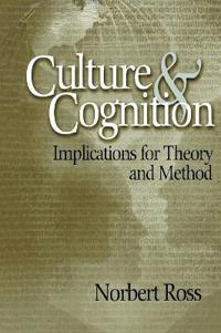 Culture & Cognition