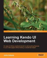 Learning Kendo Ui Web Development