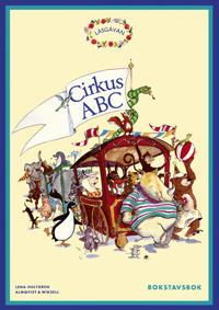 Läsgåvan A, Bokstavsbok Cirkus ABC