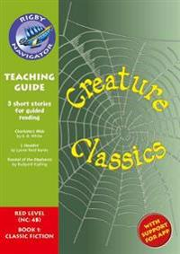 Navigator New Guided Reading Fiction Year 6, Creature Classics
