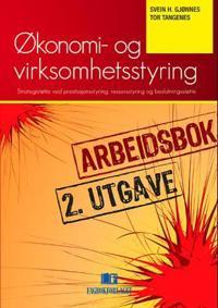 Arbeidsbok til Økonomi- og virksomhetsstyring - Svein H. Gjønnes, Tor Tangenes   Inprintwriters.org