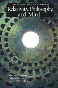Relativity, Philosophy & Mind
