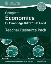 Complete Economics for Igcserg and O-level