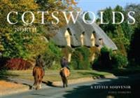 Cotswolds, north - little souvenir book