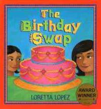 Birthday Swap - Loretta Lopez - böcker (9781880000892)     Bokhandel