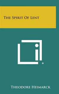 The Spirit of Lent