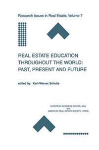 Real Estate Education Throughout the World