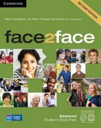 Face2face Advanced Student's Book With Dvd-rom + Online Workbook Pack