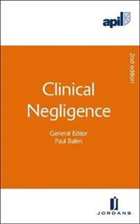 Apil Clinical Negligence