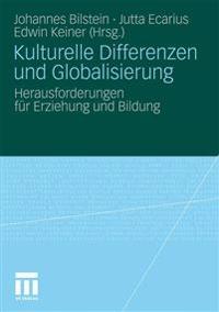 Kulturelle Diffurenzen Und Globalisierung