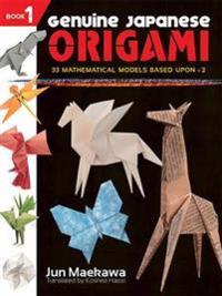 Genuine Japanese Origami