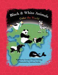 Black & White Animals Color the World