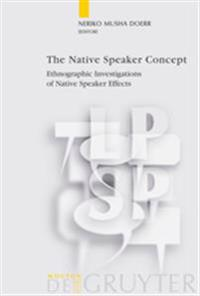The Native Speaker Concept