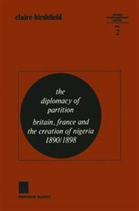 The Diplomacy of Partition